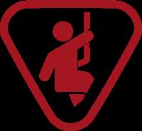 Szkolenia z ewakuacji z wysokości.